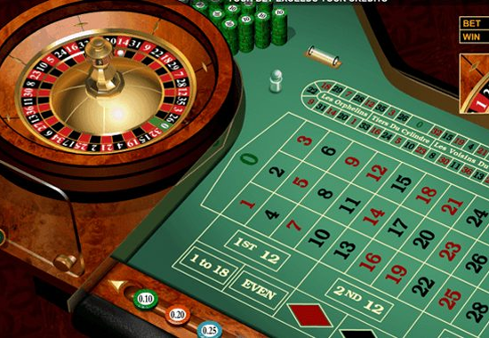 Play European Roulette Casino Game