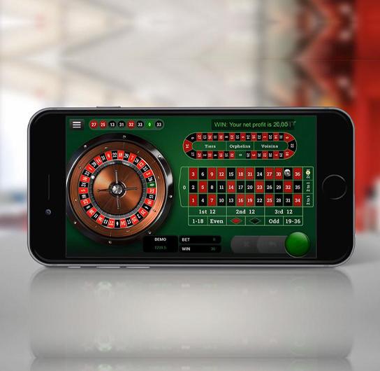 Mobile Roulette Casinos
